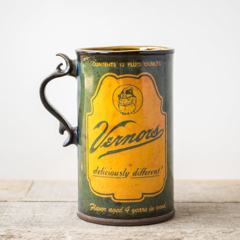 Vernor's Picnic Can Mug