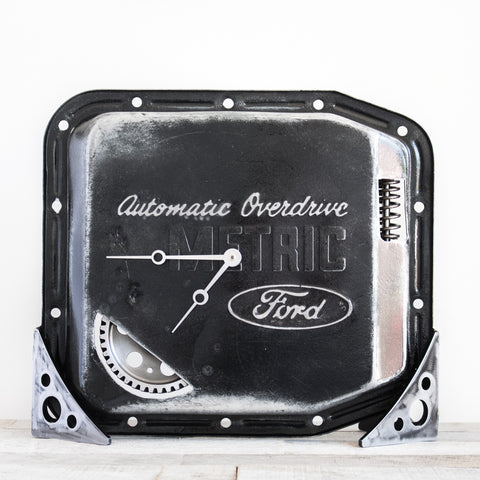 Ford Transmission Pan Clock