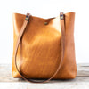 Small Leather Minimalist | Caramel