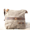 Small Zip-Top Traveler | Oak
