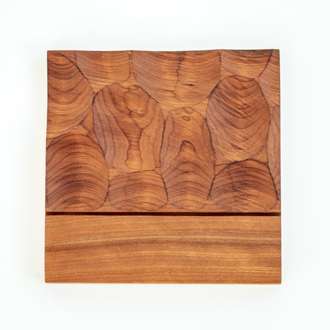 7x7 Wood Square | Cherry no. 2