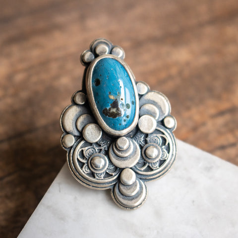 Size 8 | Leland Blue Infinite Ring