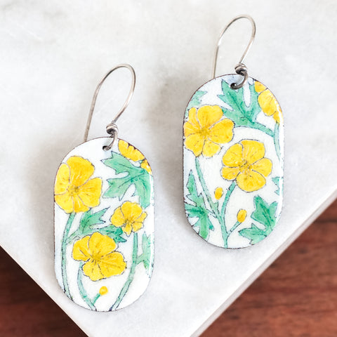 Buttercups Earrings