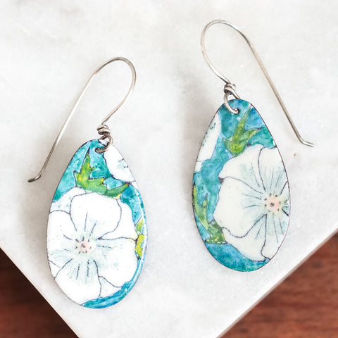 Anemone Earrings