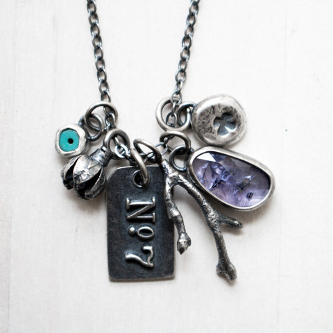 Life In Pieces Necklace