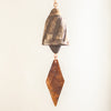 Ceramic Wind Chime | 1 Medium Bell