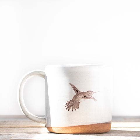 Hummingbird Coffee Mug | Oatmeal