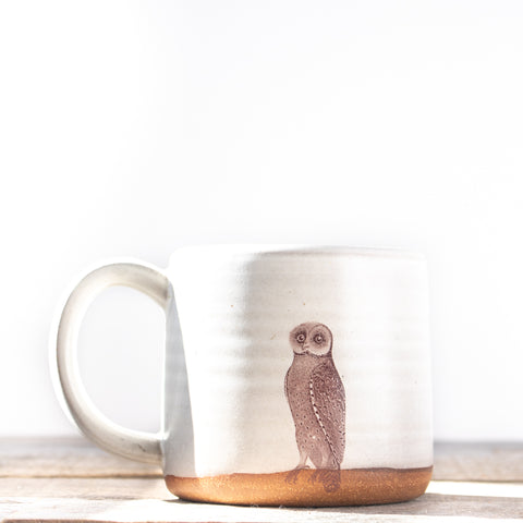 Owl Coffee Mug | Oatmeal