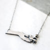 'Carry' Bird Necklace - Artisan's Bench