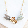 Flora Leaves & Blooms Necklace