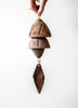 Ceramic Wind Chime | 2 Small Bells