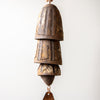 Ceramic Wind Chime | 2 Medium 1 Small Bells