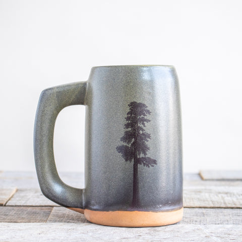 Sequoia Tree Stein | Green