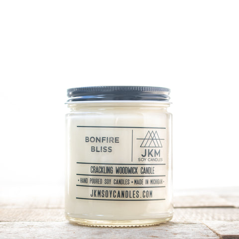 Bonfire Bliss Candle