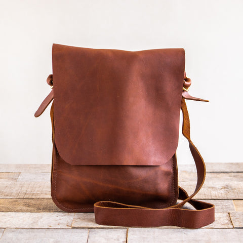 Side Bag | Light Brown