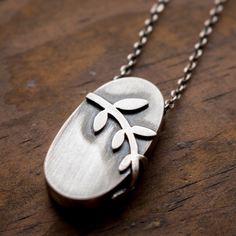 Tendril Pendant no.1 - Artisan's Bench