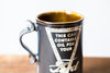 Oil Can Mug | Black Ford