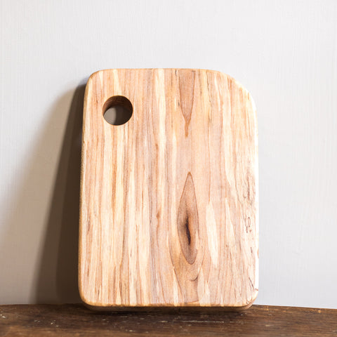 Garnish Board | Spalted Maple