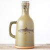 Salmon Fish Growler | Green