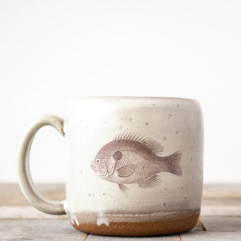 Blue Gill Coffee Mug | Oatmeal