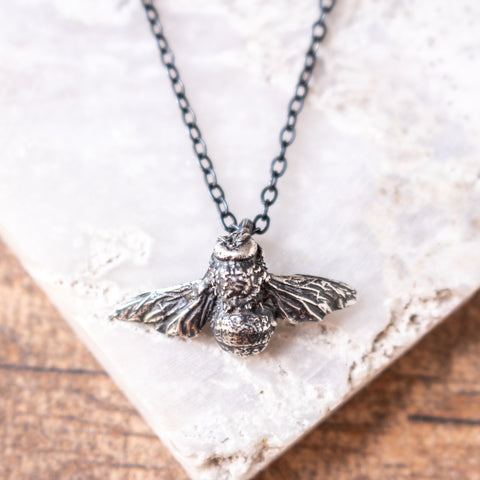 Honeybee Specimen Necklace no.3