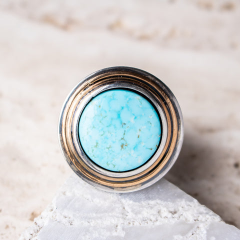 Size 6.5 | Sonoran Moon Ring