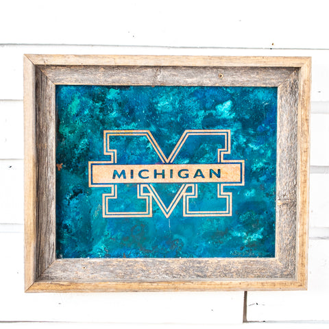 U of M on Copper | 11x14