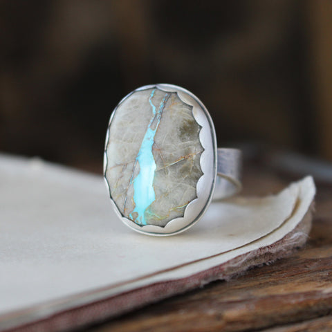 Wild and Free Ring - Artisan's Bench
