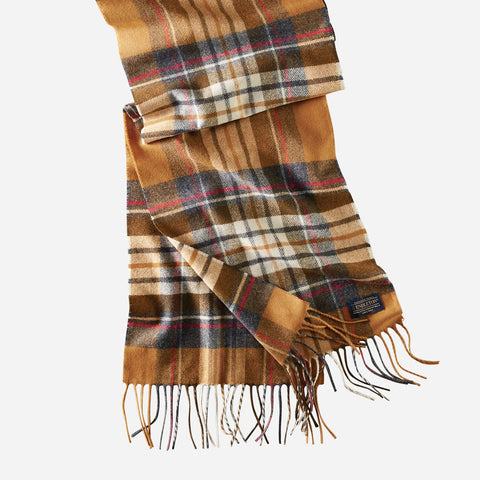 Kent Plaid | Wool Whisperwool Muffler