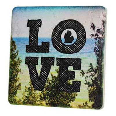 Great Lakes Love Coaster - Artisan's Bench - 1