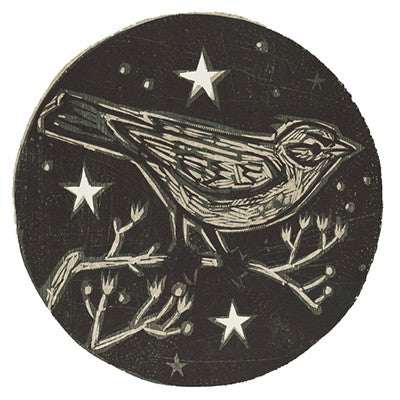 Night Bird 1 - Artisan's Bench
