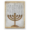 Menorah T331 (Retired) | Sid Dickens Memory Block
