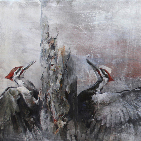 Return to the Pileated | 72x26