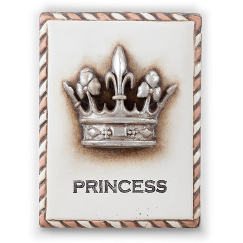 Princess Silver AT59S (Retired)  | Sid Dickens Memory Block
