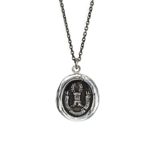 Safe From Harm Necklace