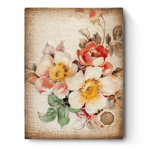 RLE18-01 Apple Blossom (Retired) | Limited Sid Dickens Memory Block