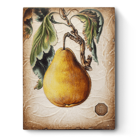 RLE18-04 Pear (Retired) | Limited Sid Dickens Memory Block