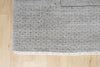 Plush Wool Grey 6 x 9 (9005) - Artisan's Bench
