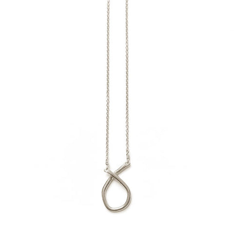 Small Odyssey Necklace | Silver