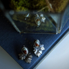 By Any Other Nature Stone Earrings