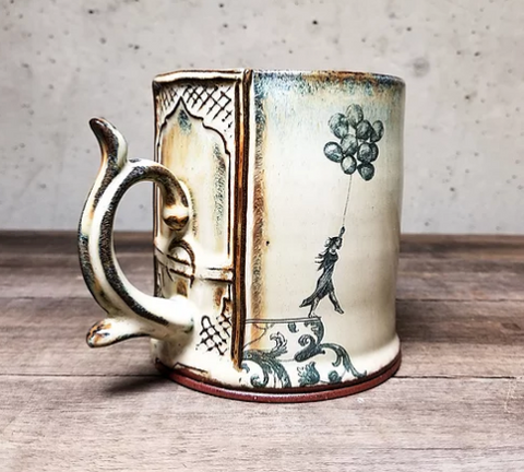 Leap of Faith Lore Mug