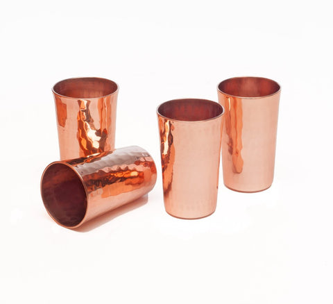 Tequilero Hammered Copper Shot Glass - Artisan's Bench