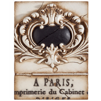 French Crest - Artisan's Bench - 1