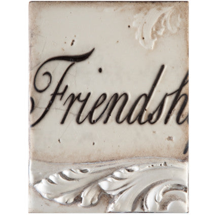 Friendship - Artisan's Bench - 1