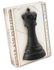 Chess Queen T409 (Retired) | Sid Dickens Memory Block