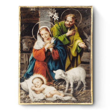Nativity T455 (Retired) | Sid Dickens Memory Block