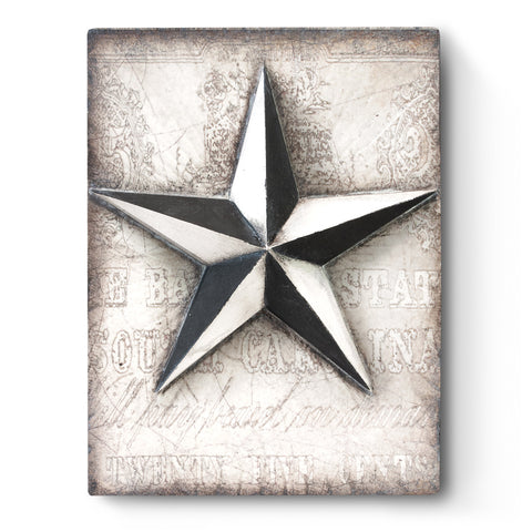 Nautical Star T471 | Sid Dickens Memory Block