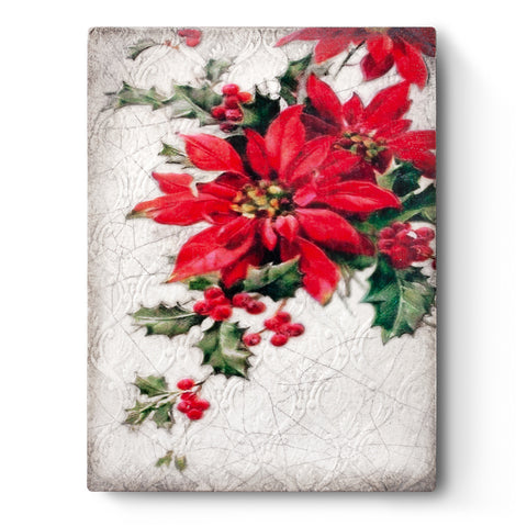 Poinsettia T497 (Retired) | Sid Dickens Memory Block