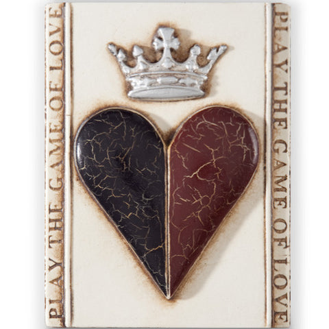 Crowned Heart - Artisan's Bench - 1
