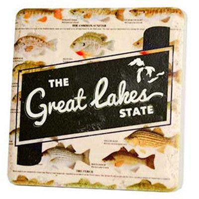 The Great Lakes State Coaster - Artisan's Bench - 1